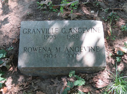 Granville Gilbert Angevine