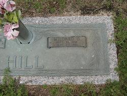 Mildred <i>Carter</i> Hill