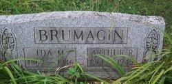 Ida May <i>Gulick</i> Brumagin