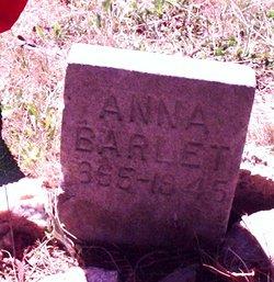 Anna Elizabeth <i>Hall</i> Barlet