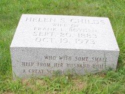 Helen Sears <i>Childs</i> Boyden