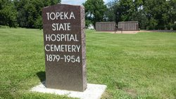 Topeka State Hospital Cemetery