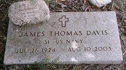 Rev James Thomas Davis