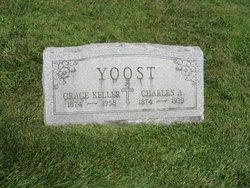 Grace <i>Keller</i> Yoost