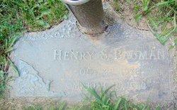 Henry Scott Bauman