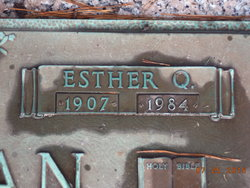 Esther <i>Quinella</i> Gatian