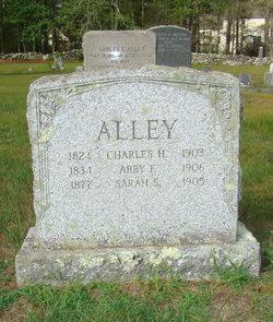 Abigail F <i>Gorham</i> Alley