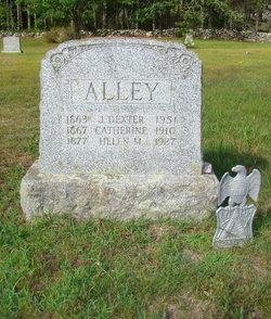 Catherine <i>Fraser</i> Alley
