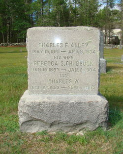 Charles F Alley