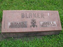 Susan A <i>Jennings</i> Blaker