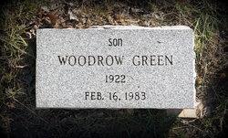 Woodrow Green