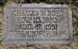 Charles Wayne Boyd, Sr