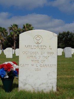 Mildred Violet <i>Luckey</i> Garrett