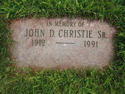 John D. Christie