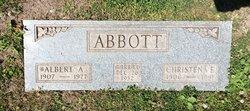Christina A Abbott