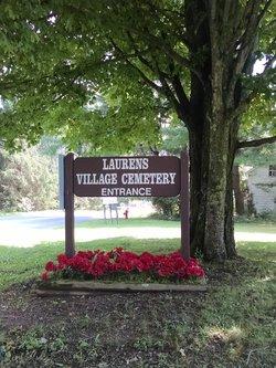 Laurens Village Cemetery