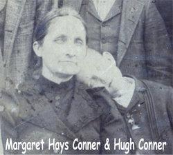 Margaret Elizabeth Maggie <i>Hays</i> Conner
