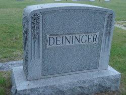 Agnes <i>Fiebig</i> Deininger