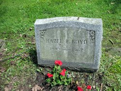 Hazel R <i>Stull</i> Boyd