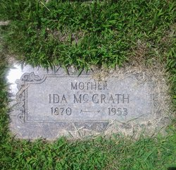 Ida <i>Hollenbank</i> McGrath