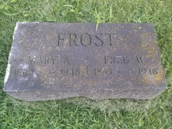 Fred W. Frost