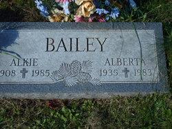 Alkie Bailey