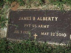 James Bradley Alberty