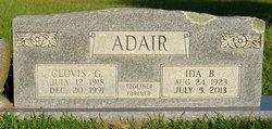 Ida <i>Boren</i> Adair