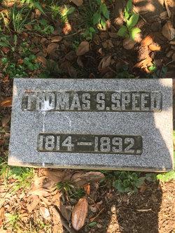 Thomas S. Speed