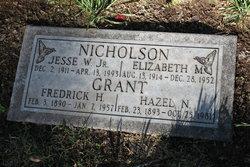 Frederick H. Grant