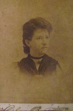 Sarah Elizabeth Bessie <i>Bessellieu</i> Larisey
