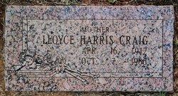 Lloyce <i>Harris</i> Craig