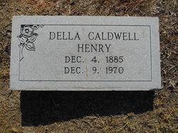 Della C <i>Smith</i> Caldwell