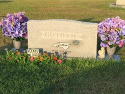 George Bryan Guthrie, Sr
