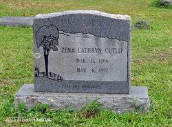 Zena Cathryn <i>Hall</i> Cutlip