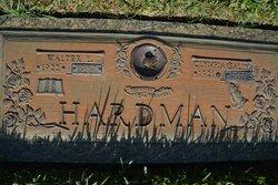Walter Leo Hardman, Sr