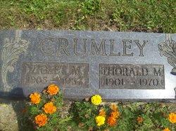 Violet Vi <i>Barnett</i> Crumley