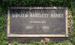 Donald B Banks