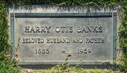Harry Otis Banks