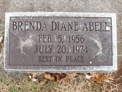 Brenda D Abell