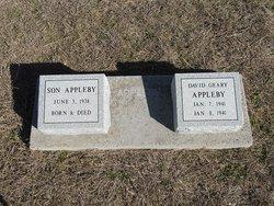 David Geary Appleby