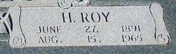 H Roy Blakley