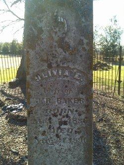 Olivia E <i>Mathes</i> Baker