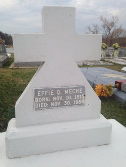Effie <i>Q</i> Meche