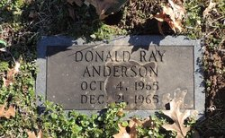 Donald Ray Anderson