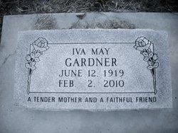 Iva May <i>Lucas</i> Gardner