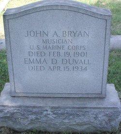 John A Bryan