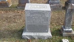 Martha Jane <i>Crowley</i> Allen