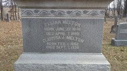 Elijah Melton