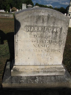 Harriet A. Nash
